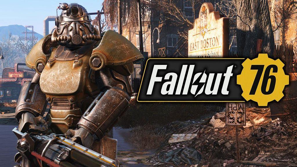 Fallout 76 main theme