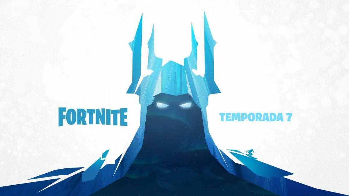 Fortnite Battle Royale Temporada 7 teaser 1