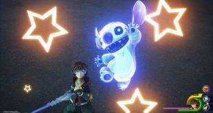 Nuevas imágenes de Kingdom Hearts III