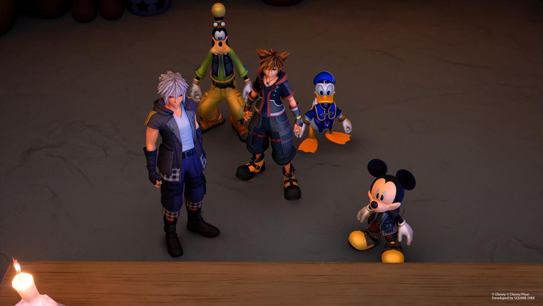 Kingdom Hearts III 08