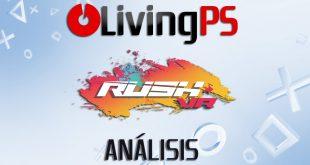 Videoanálisis Rush VR – Velocidad Terminal