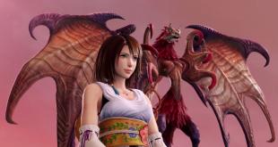 Dissidia Final Fantasy NT da la bienvenida a Yuna y a su eón Valefor