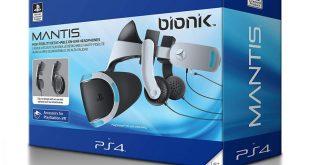 Los auriculares Mantis VR licencia oficial PlayStation disponibles en Europa