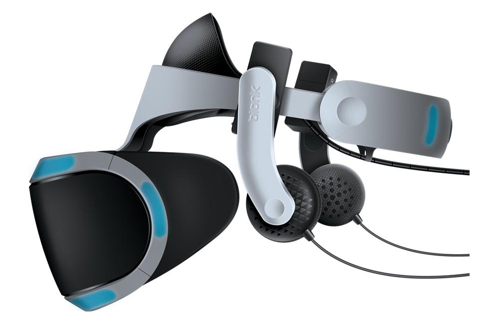 PSVR con cascos integrados