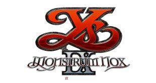 Ys IX: Monstrum Nox anunciado para PlayStation 4