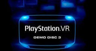 El Demo Disc 3 de PlayStation VR ya está disponible
