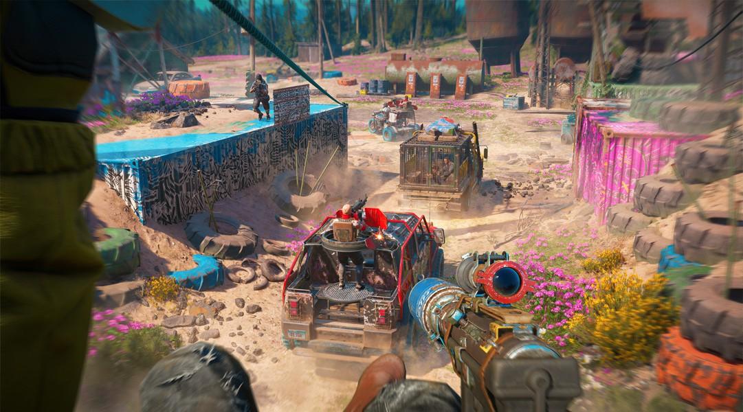 Far Cry New Dawn gameplay 02