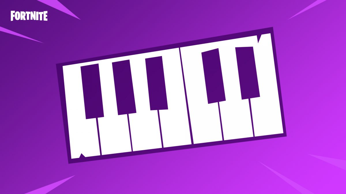 Fortnite 7 30 Modo Creativo Piano