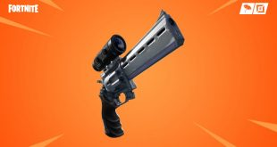 Fortnite BAttle Royale 7 20 revolver con mira