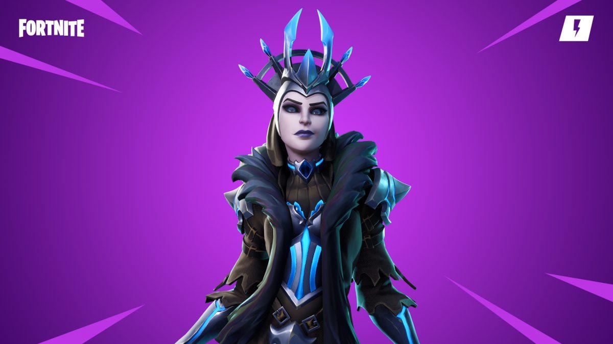 Fortnite Salvar el Mundo 7 20 reina del hielo
