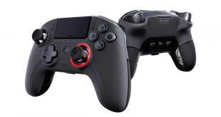 Nacon Revolution Unlimited Pro Controller delantera y trasera