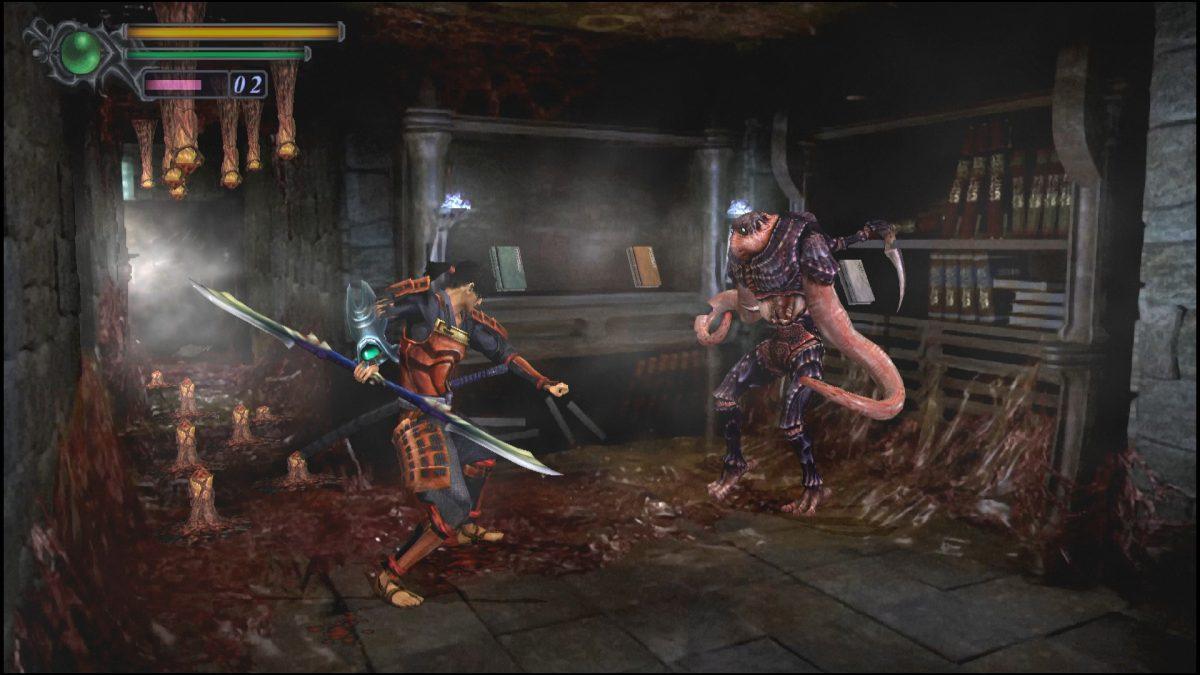 Onimusha Warlords _001