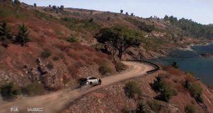 Bigben muestra el primer gameplay de WRC 8