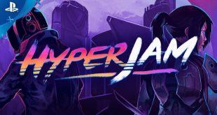 Análisis Hyper Jam – Un ochentero y explosivo Arena Brawler