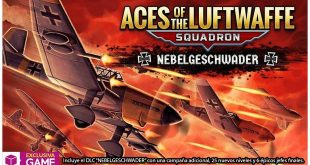 Aces of the Luftwaffe tendrá edición física en GAME