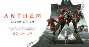 Anthem estrena su tráiler live action