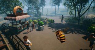 Bee Simulator gameplay