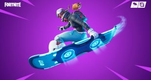 Fortnite Battle Royale 7.40 Driftboard