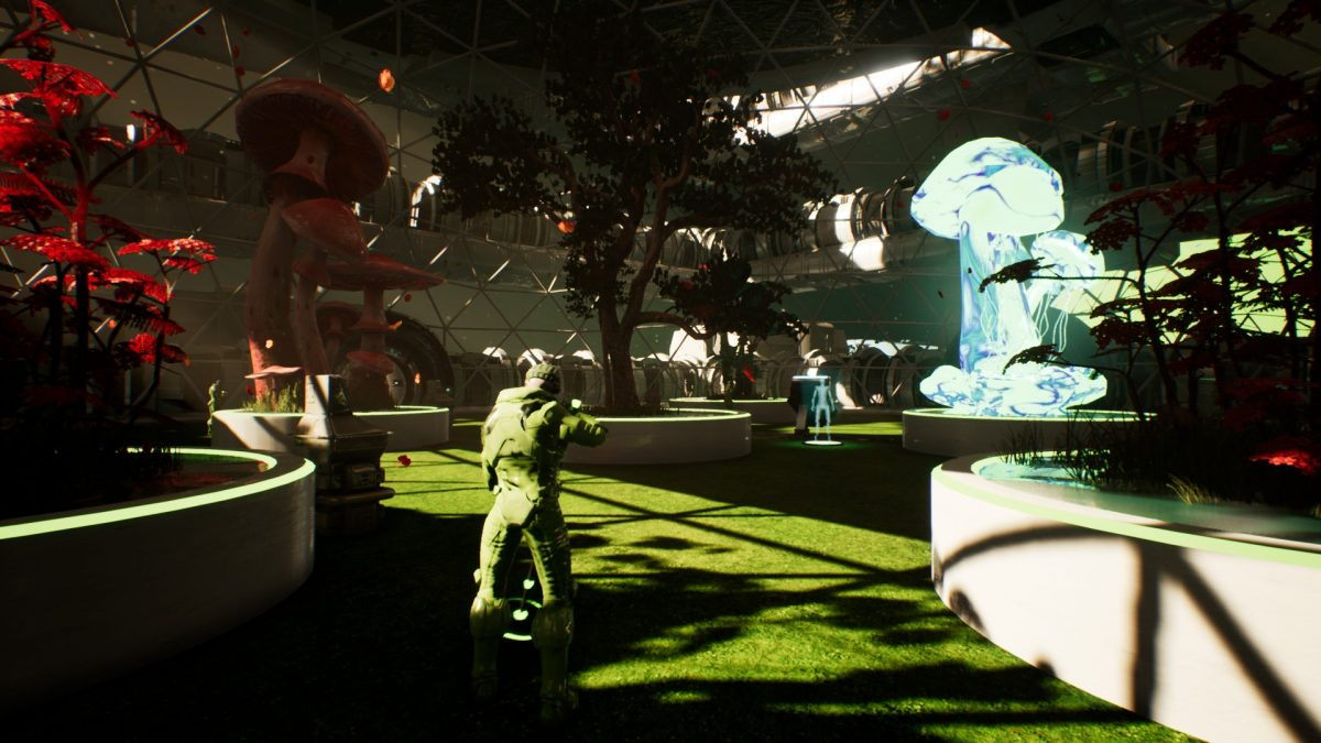 Genesis Alpha One _Greenhouse