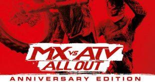Anunciado MX vs ATV All Out Anniversary Edition