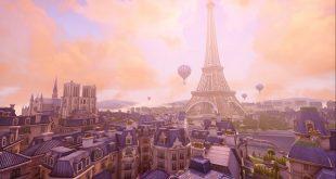 Los amantes de Overwatch ya pueden verse las caras en París