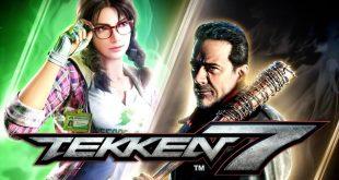Fecha de llegada y precio para Julia y Negan en Tekken 7