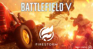 Battlefield V nos muestra el potencial de Firestorm en un nuevo tráiler