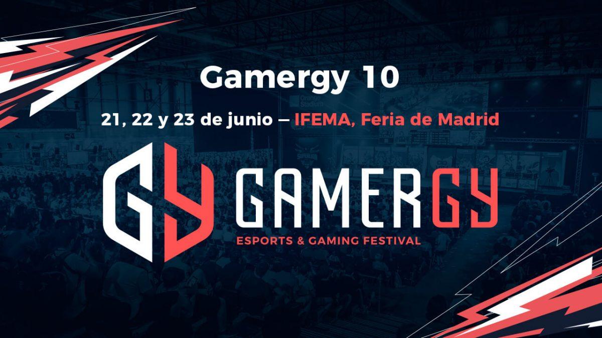 Gamergy 2019 fechas 10 edicion