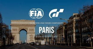 Gran Turismo World Tour Paris
