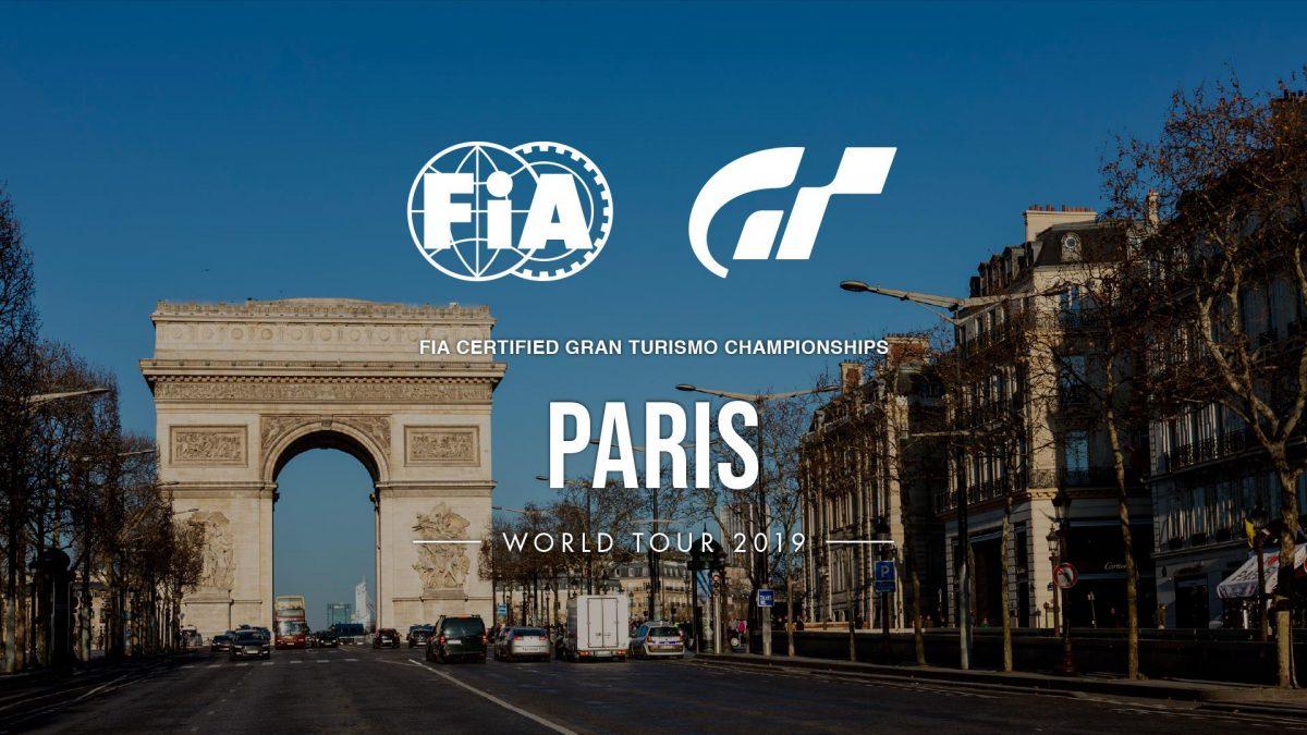 Gran Turismo World Tour Paris