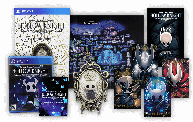 Hollow Knight Coleccionista