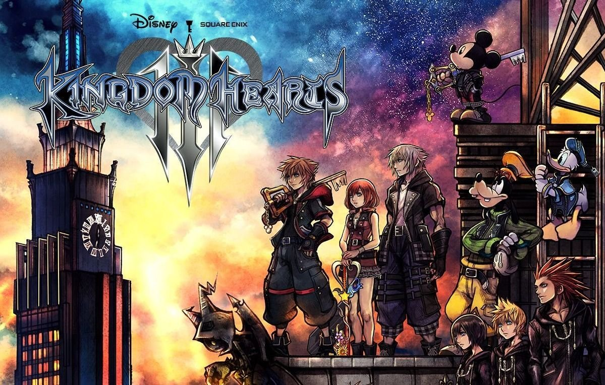 Kingdom Hearts III Main Theme