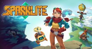 Nuevo tráiler gameplay e imágenes de Sparklite