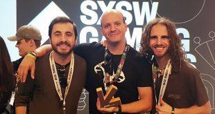 """Tessera Studios es premiado con el """"Gamer's Voice: Virtual Reality en el festival SXSW de Austin"""