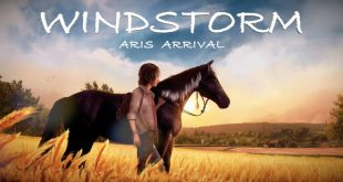 Windstorm Aris Arrival Main Theme