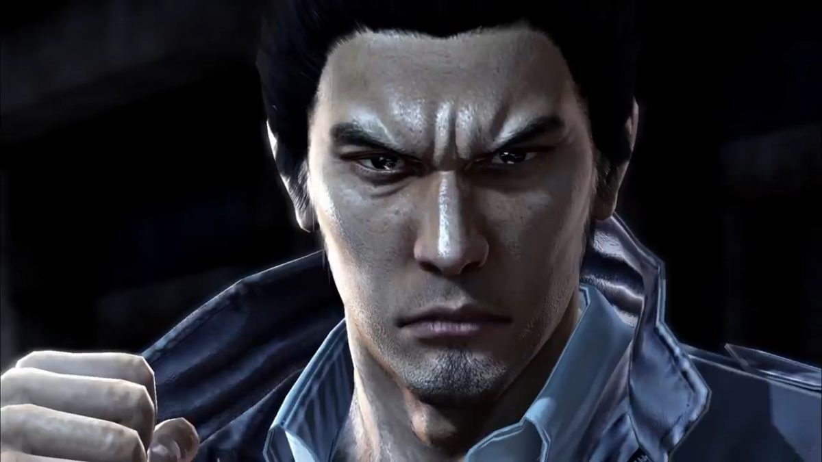 Yakuza 5 Remaster PS4