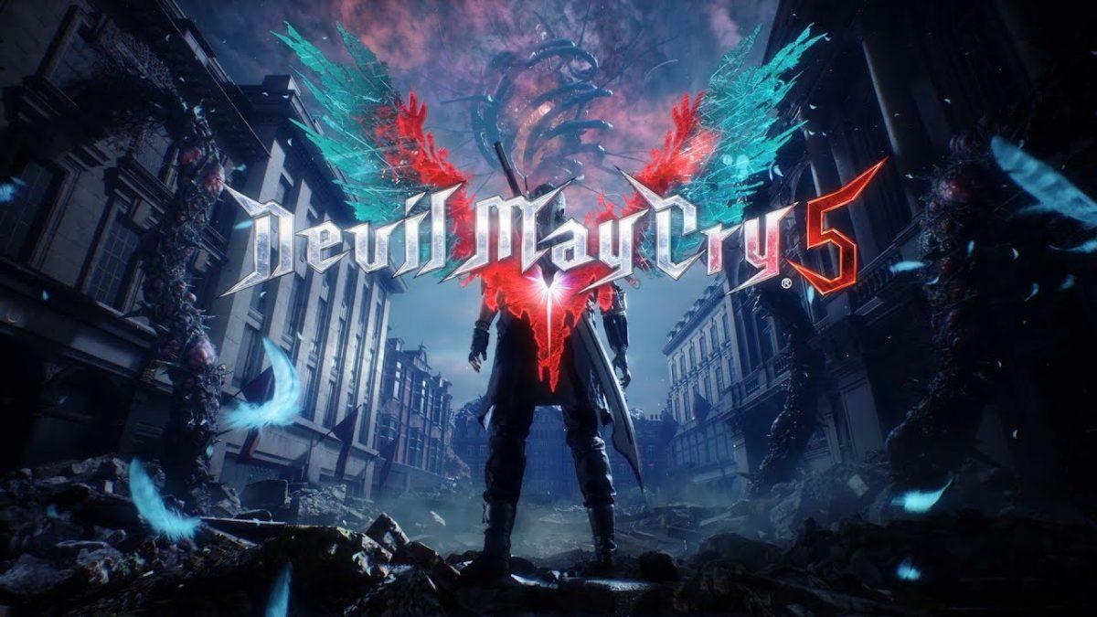 Devil May Cry V Main Theme 01