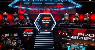 F1 New Balance eSports