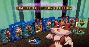 La versión física de Furwind llegará en verano a PlayStation 4 y Vita