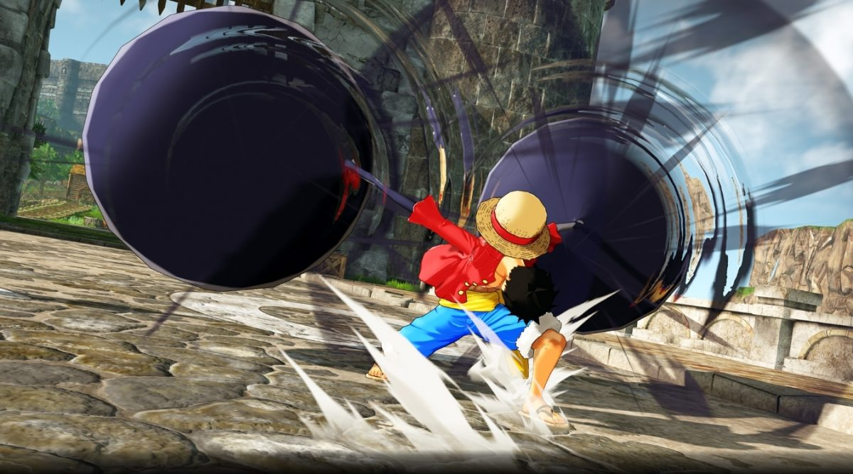 One Piece World Seeker 003