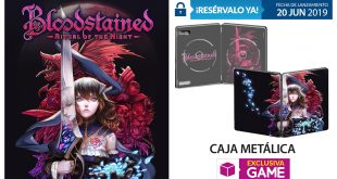 Bloodstained Ritual of the Night contará con artículos excluviso en GAME