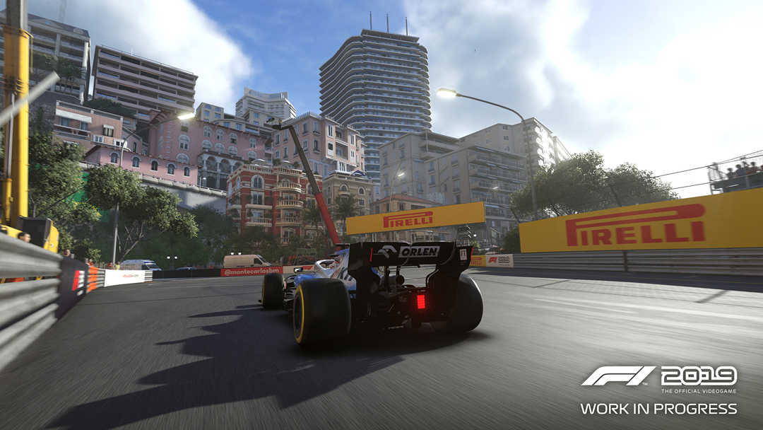 F1 2019 llega esta misma semana plagado de novedades para PS4