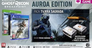 GHOST RECON BREAKPOINT - Edición AUROA Exclusiva GAME