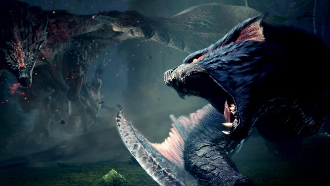 Monster Hunter World: Iceborne lanza Beta el próximo 21 de junio
