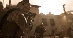 Call of Duty: Modern Warfare se muestra en gameplay