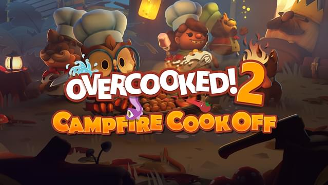 Overcooked 2 campfire cook off dlc main theme