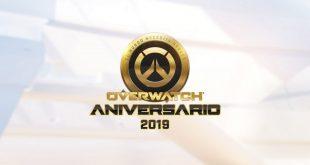 Overwatch celebra su aniversario de lanzamiento