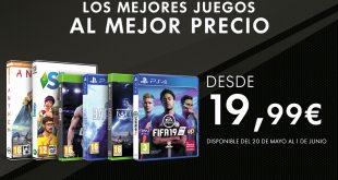 EA lanza una nueva promoción de ofertas en varios de sus juegos