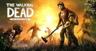 The Walking Dead Temporada Final main theme