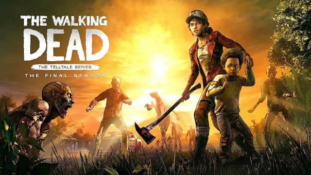 The Walking Dead Temporada Final main theme